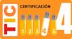 Certificación de nivel 4 en TICs